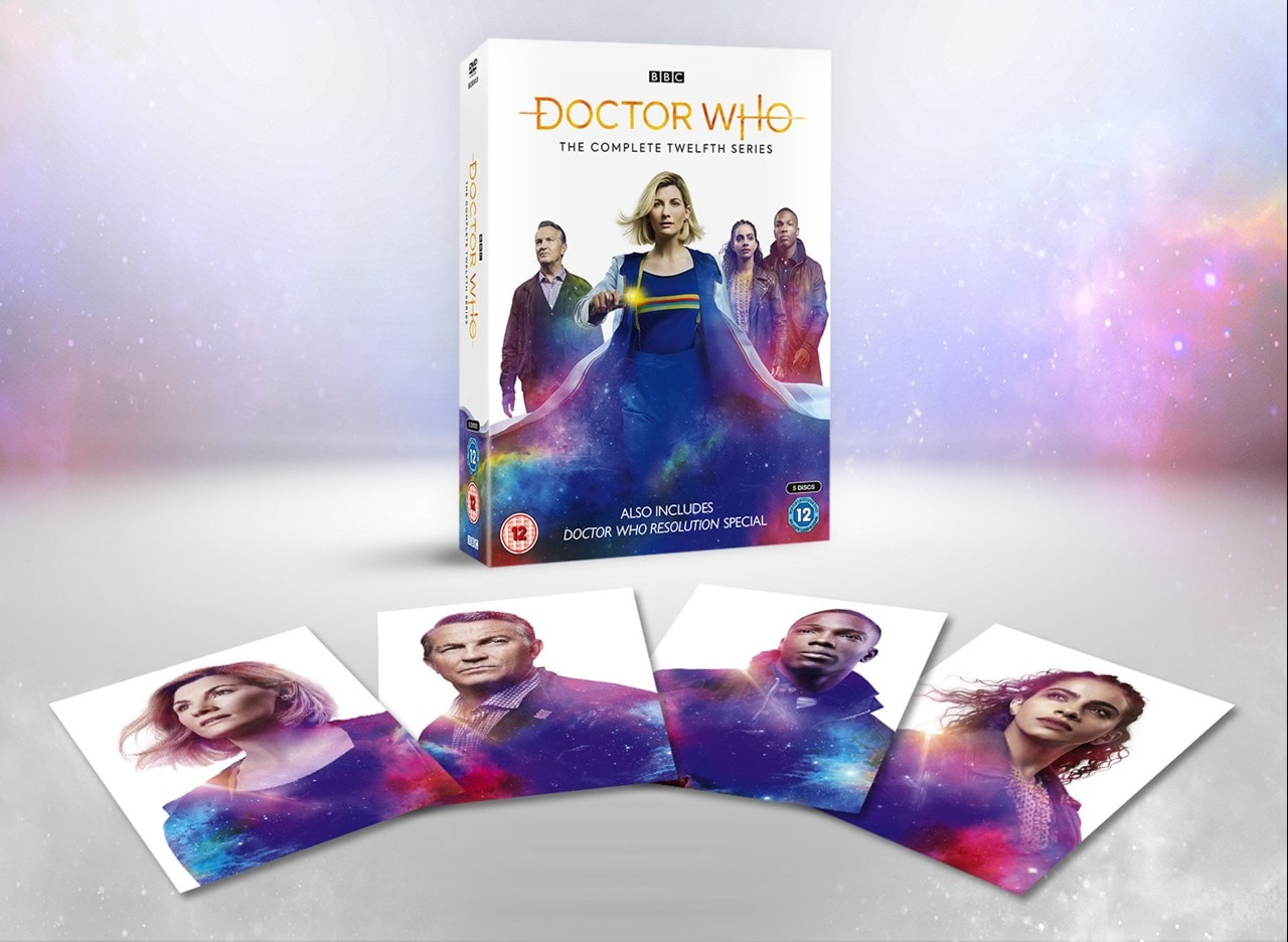Doctor Who: The Complete Twelfth Series - 3