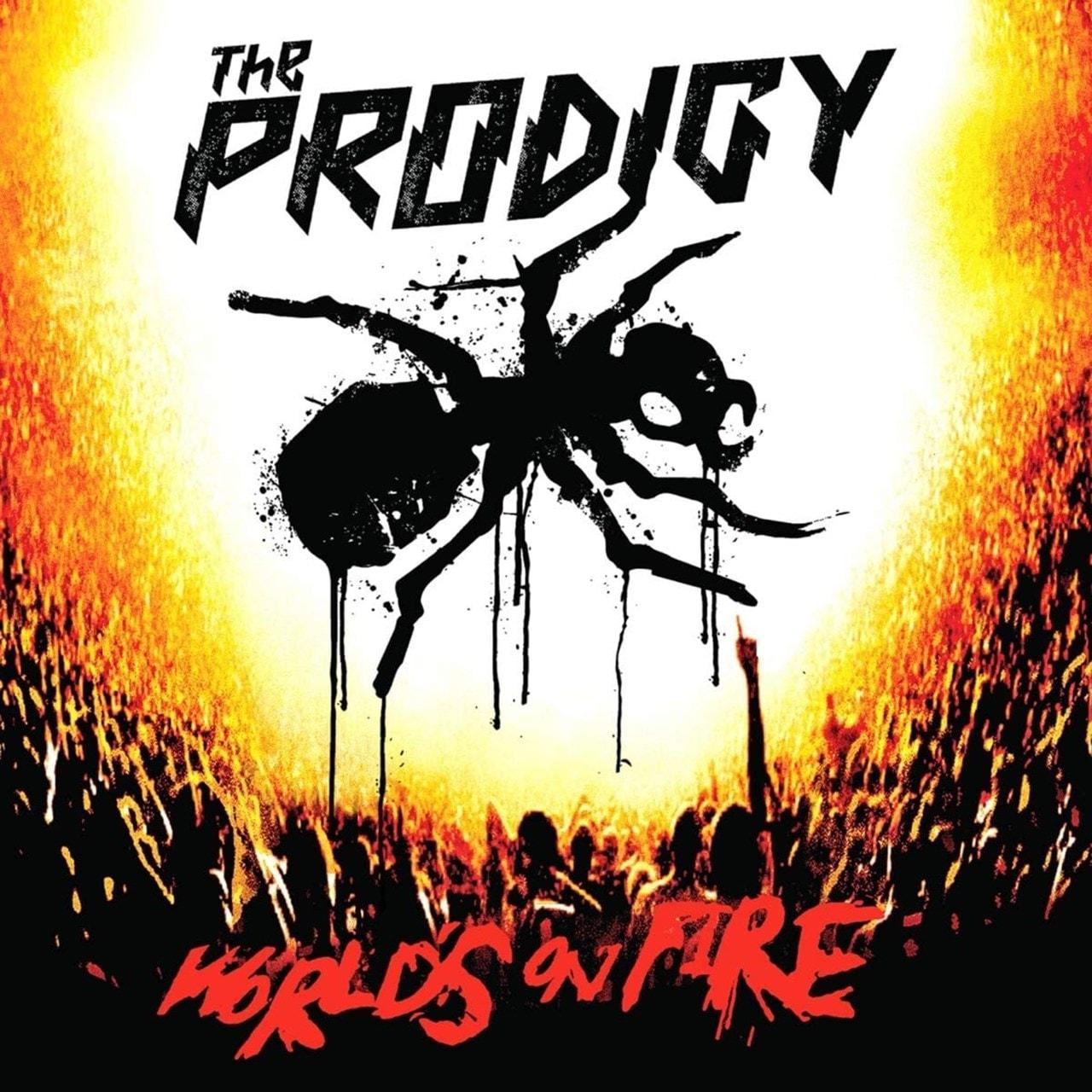 World's On Fire - 1