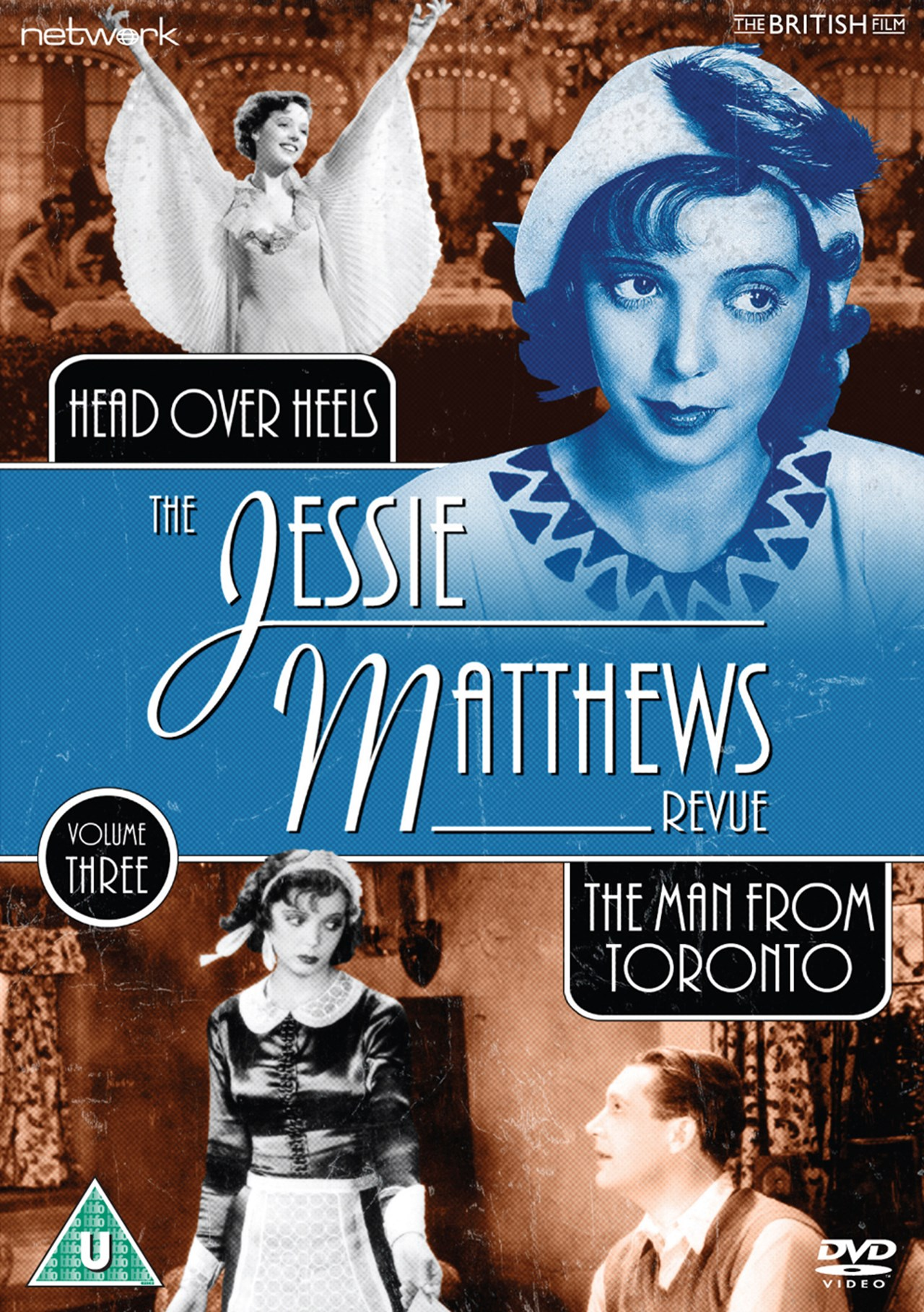 The Jessie Matthews Revue: The Man from Toronto/Head Over Heels - 1