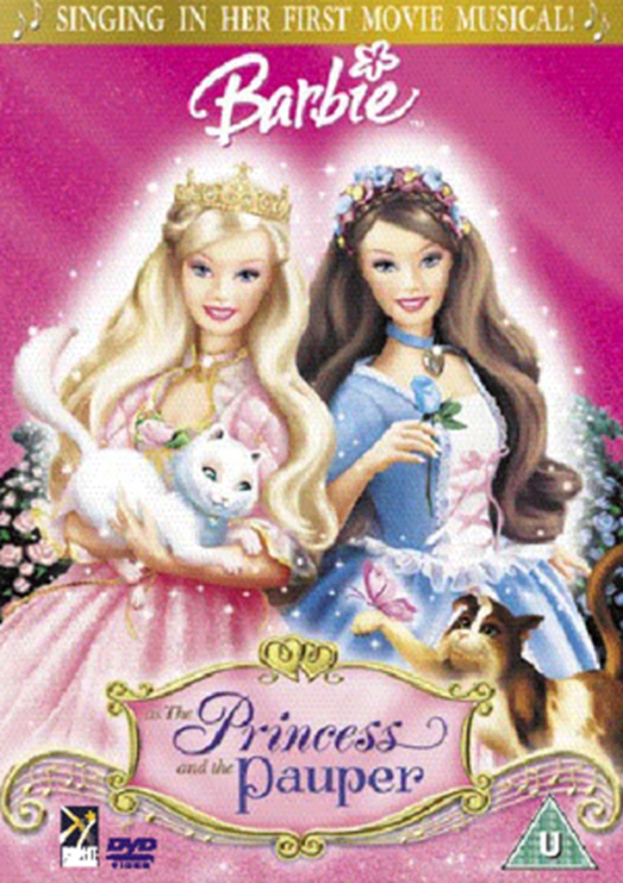 Barbie: The Princess and the Pauper - 1