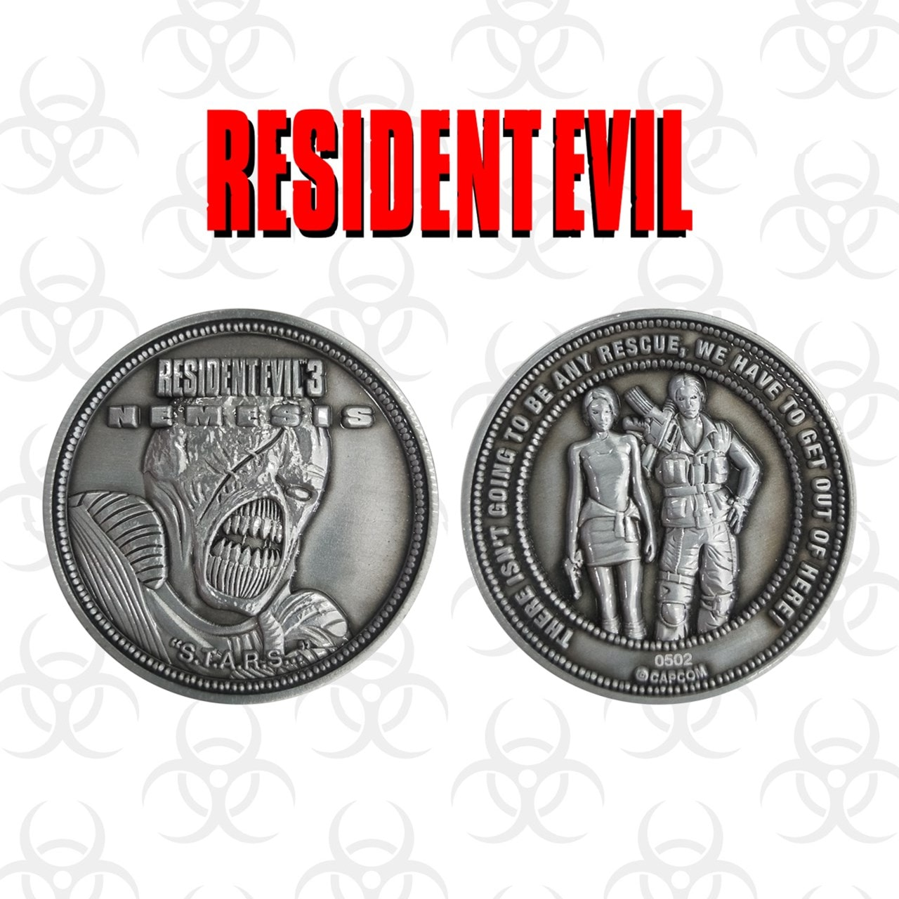Resident Evil 3: Limited Edition Coin - 3