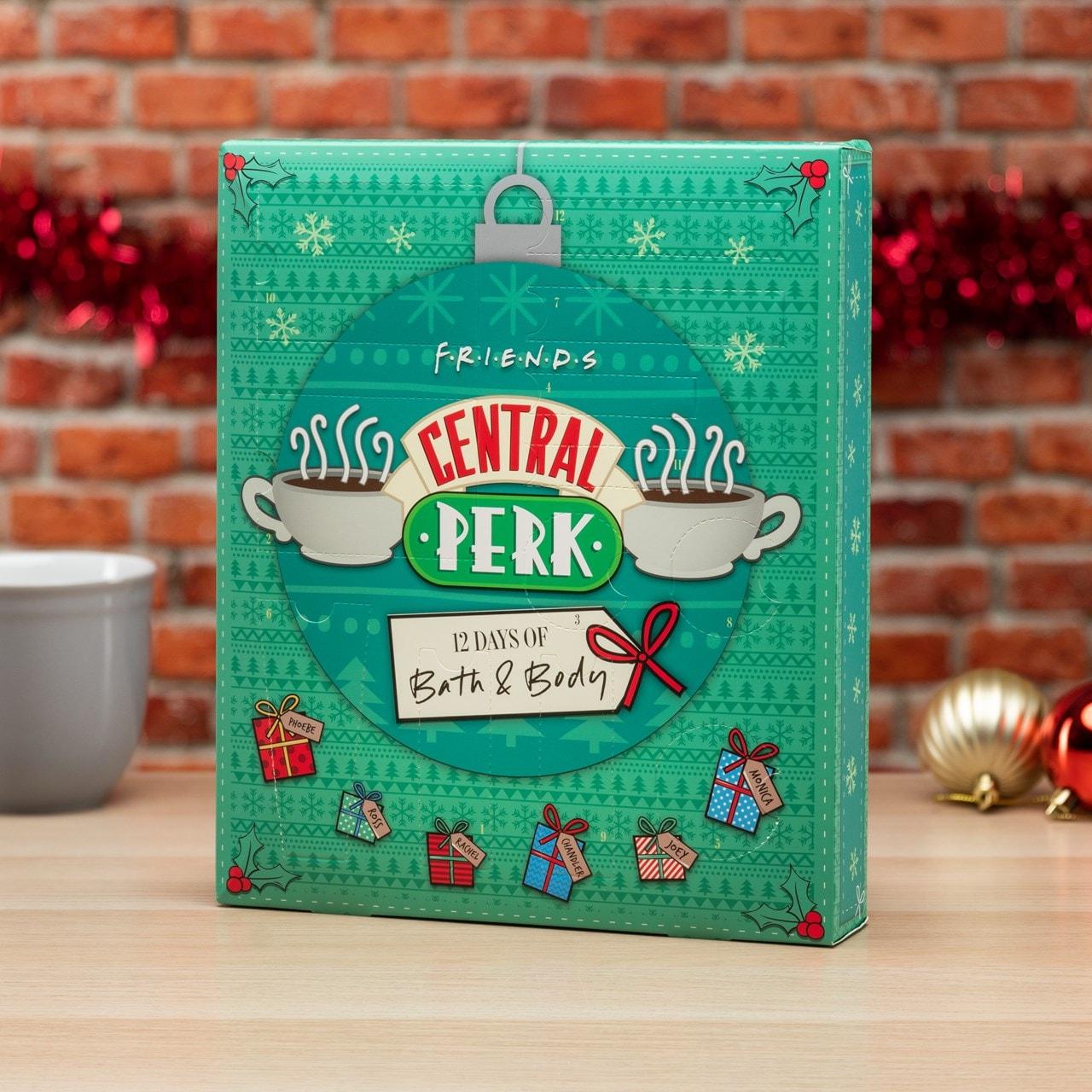 Friends: Central Perk 12 Days Of Bath Advent Calendar - 2