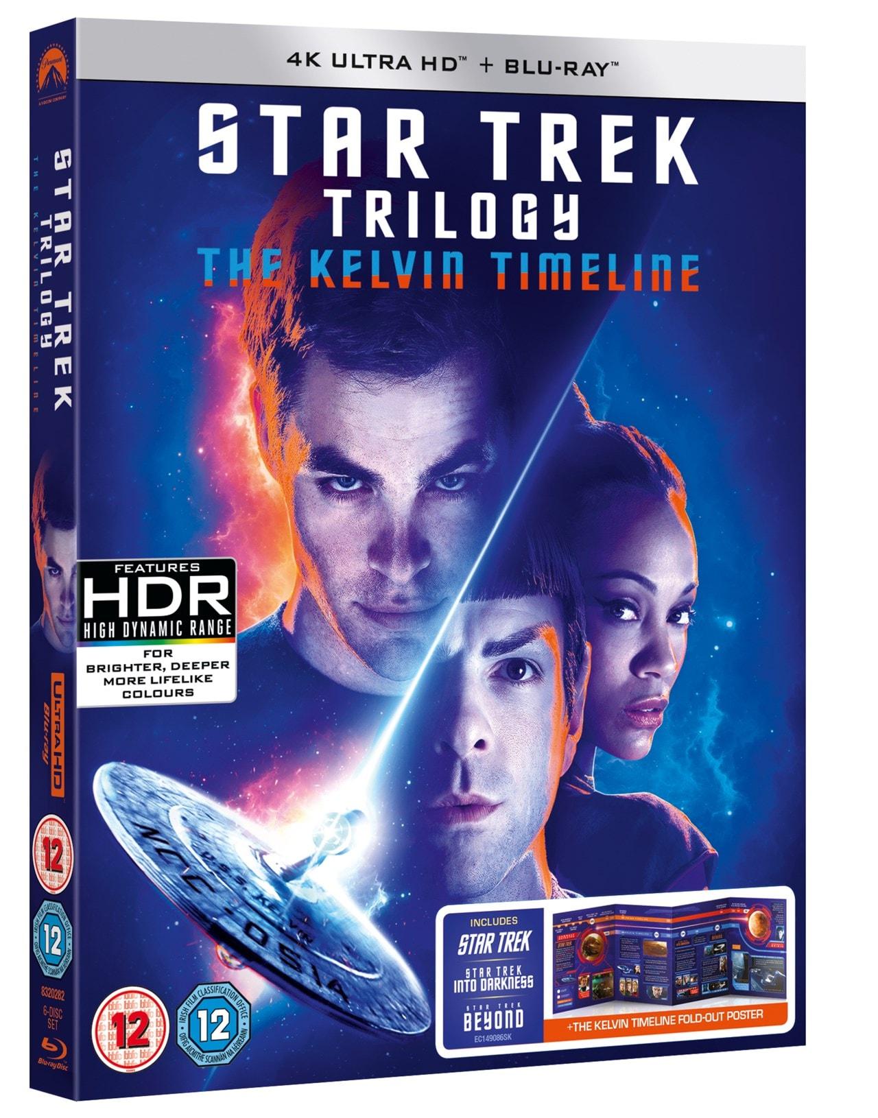 Star Trek: The Kelvin Timeline - 2