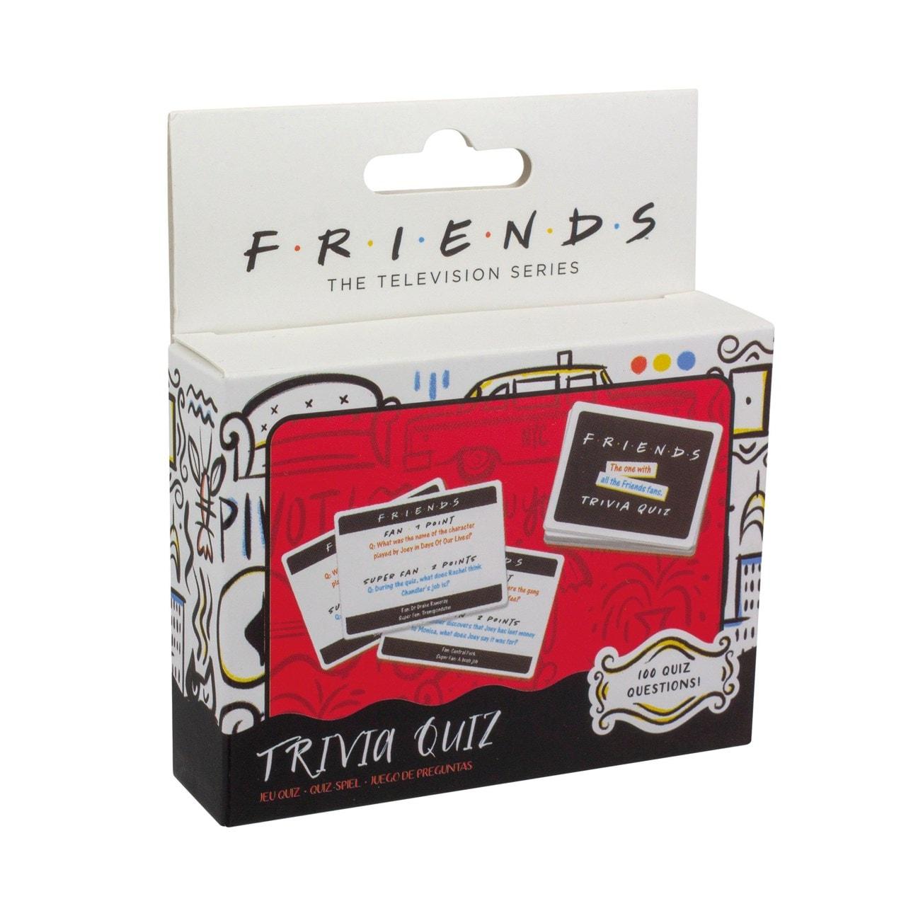 Friends Trivia Quiz - 1