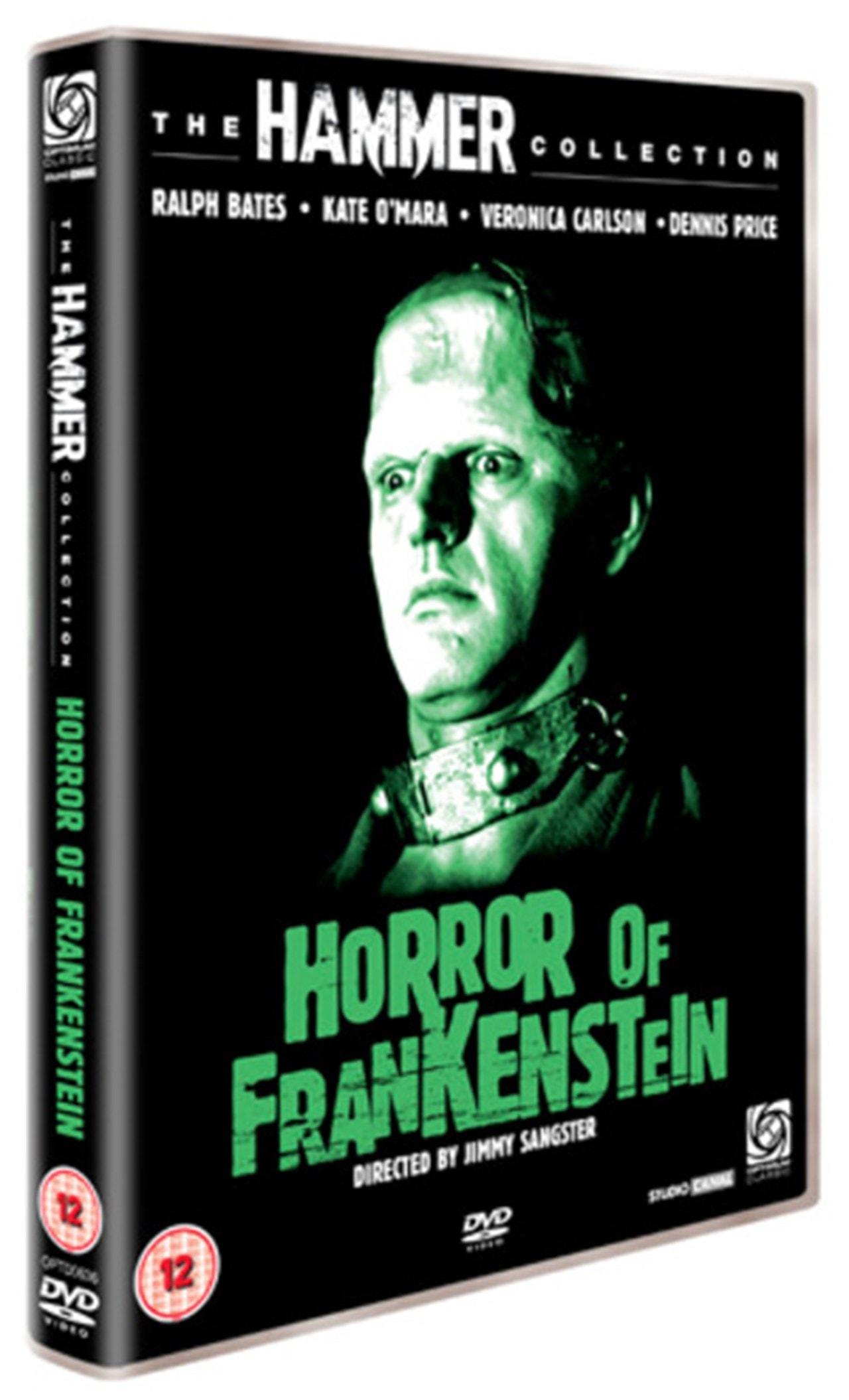 The Horror of Frankenstein - 1