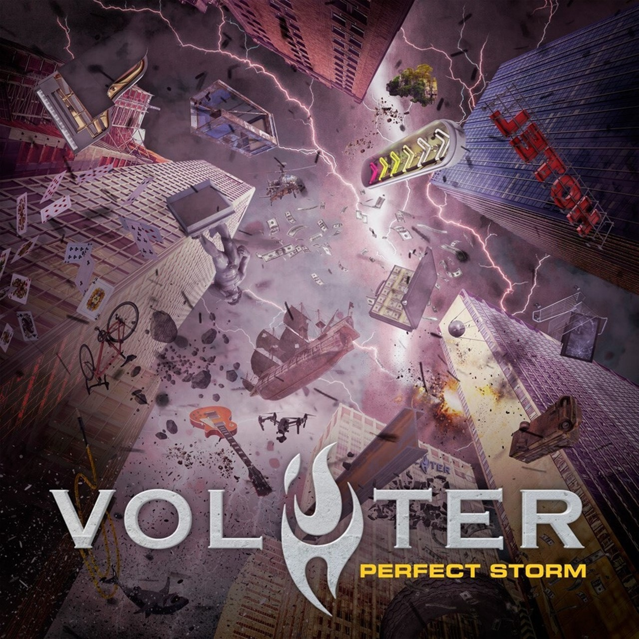 Perfect Storm - 1