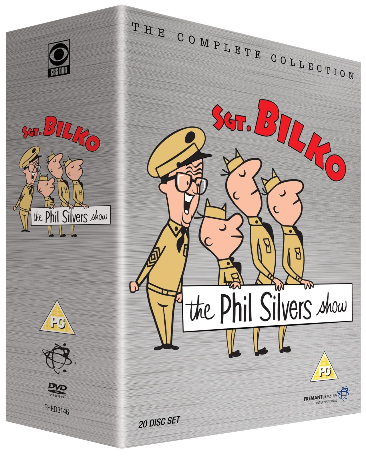 Sergeant Bilko: The Phil Silvers Show - The Complete Collection - 2