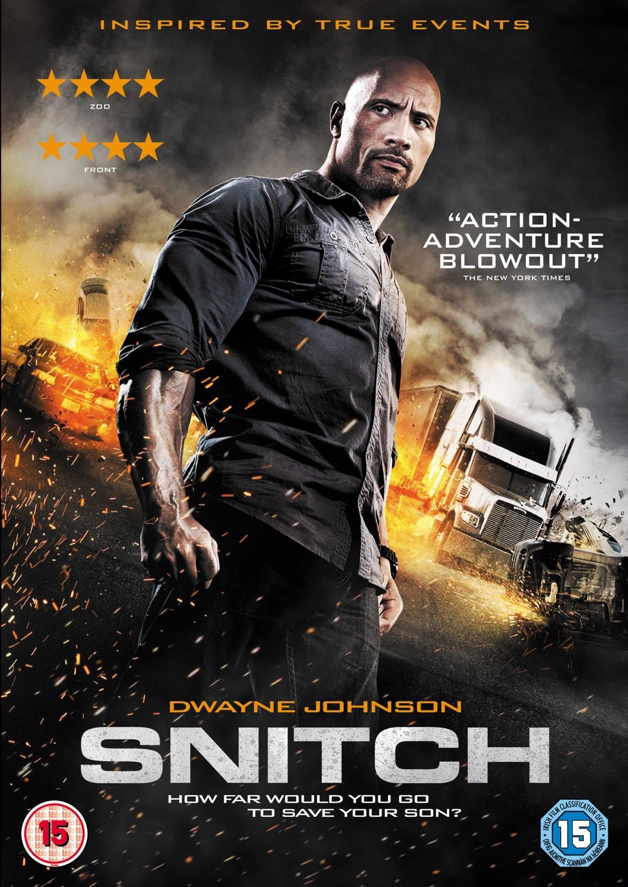 Snitch - 1