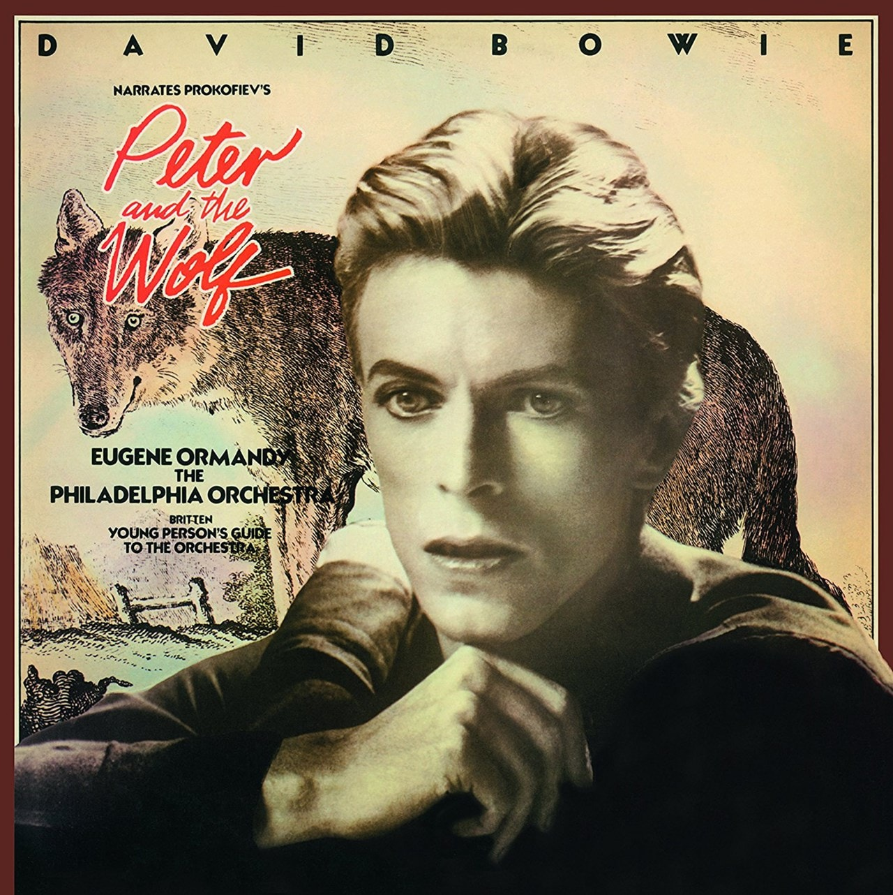 David Bowie Narrates Prokofiev's Peter and the Wolf - 1