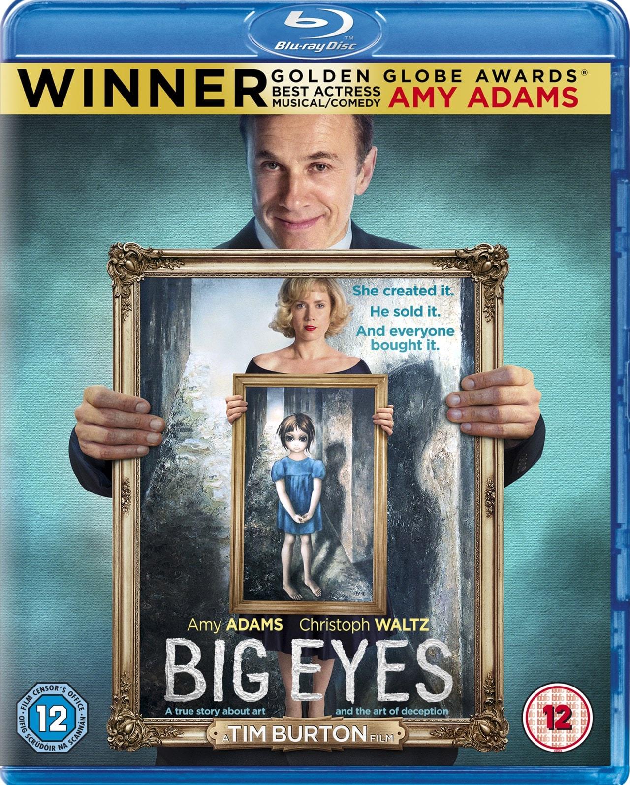 Big Eyes - 1