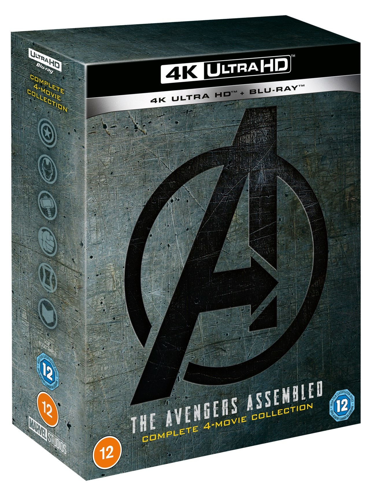 Avengers: 4-movie Collection - 2