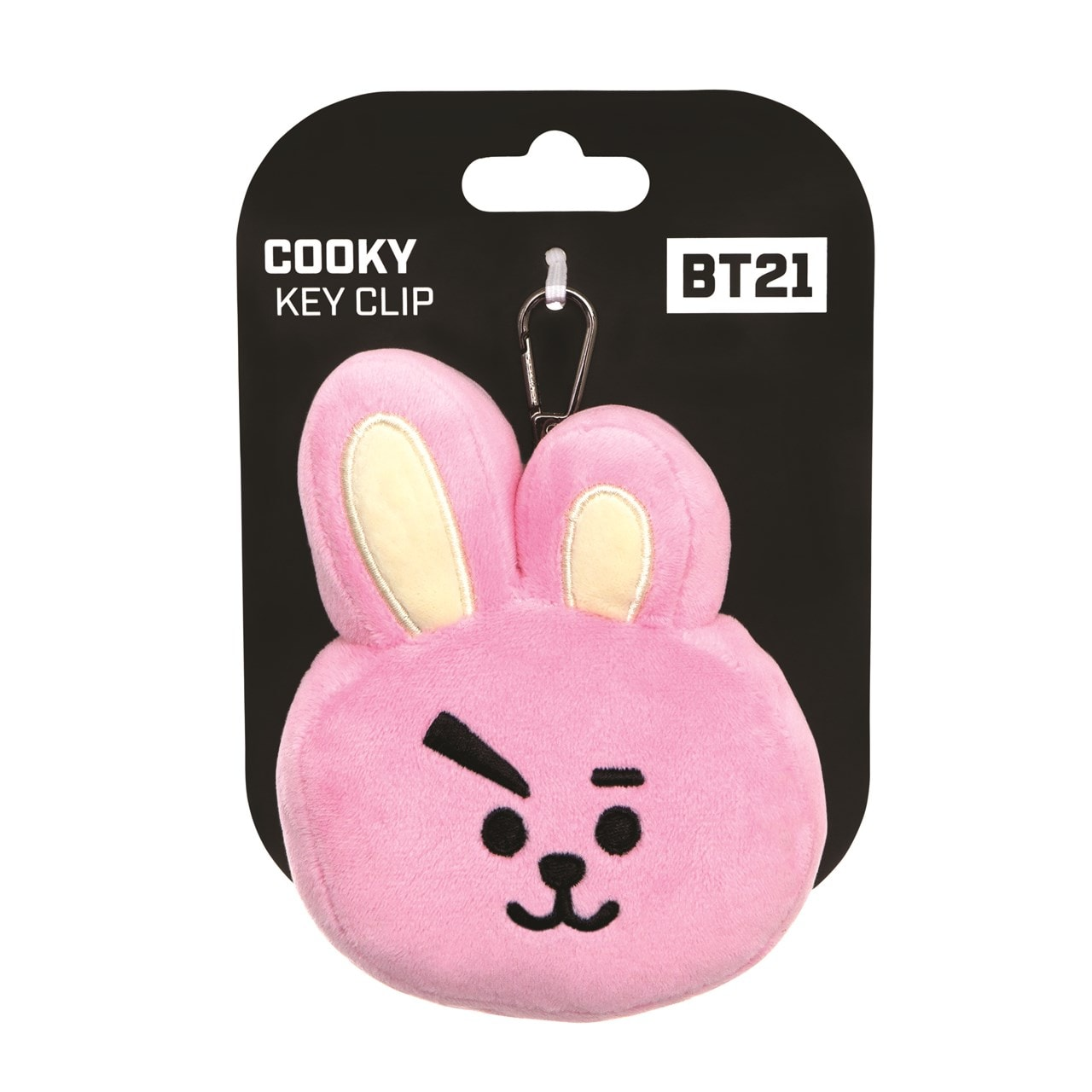 Cooky: BT21 Plush Keyring - 2