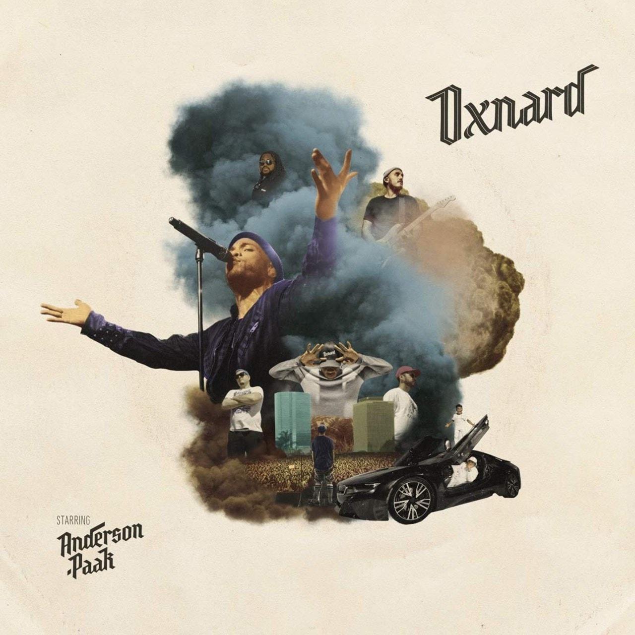 Oxnard - 1