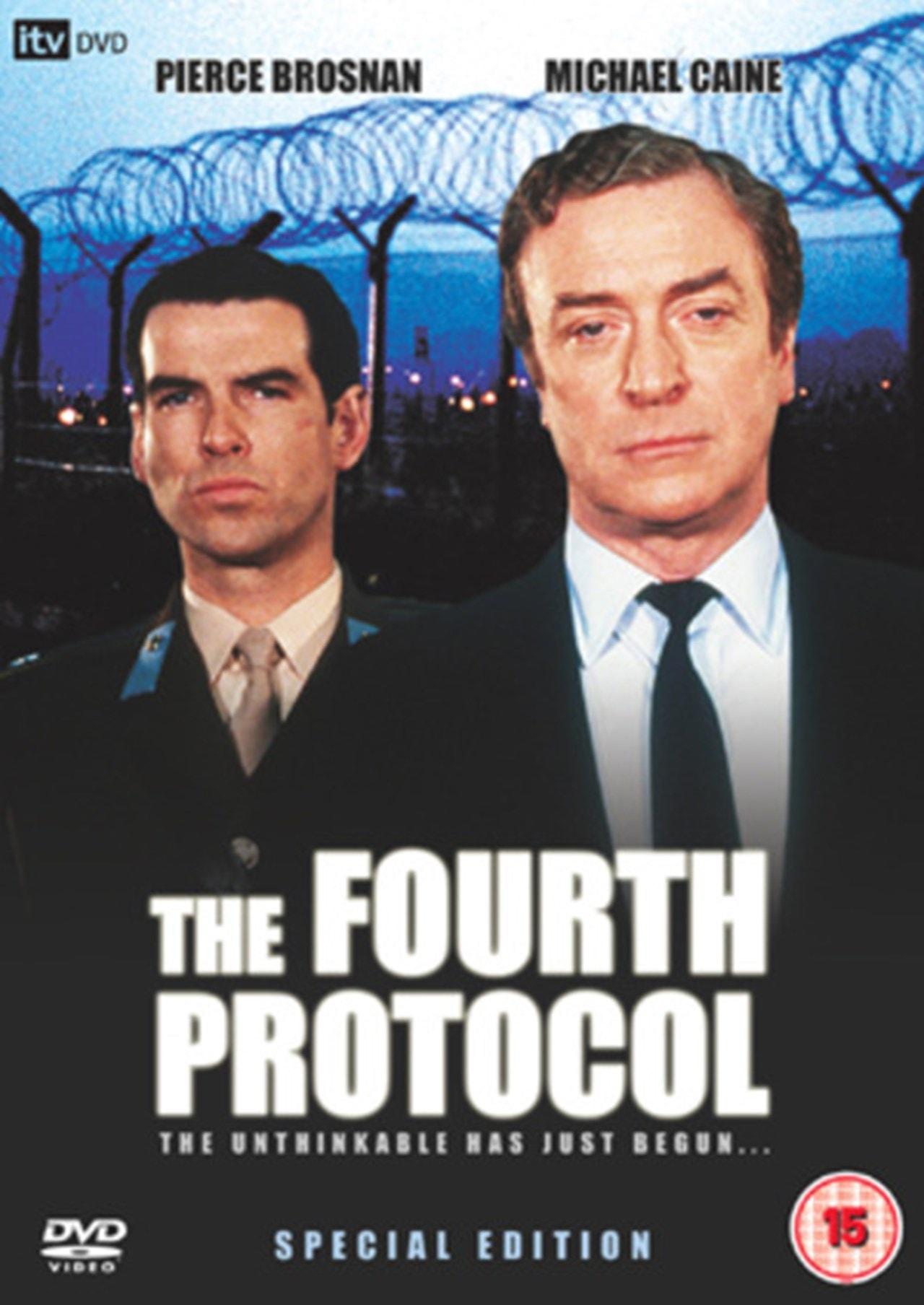 The Fourth Protocol - 1
