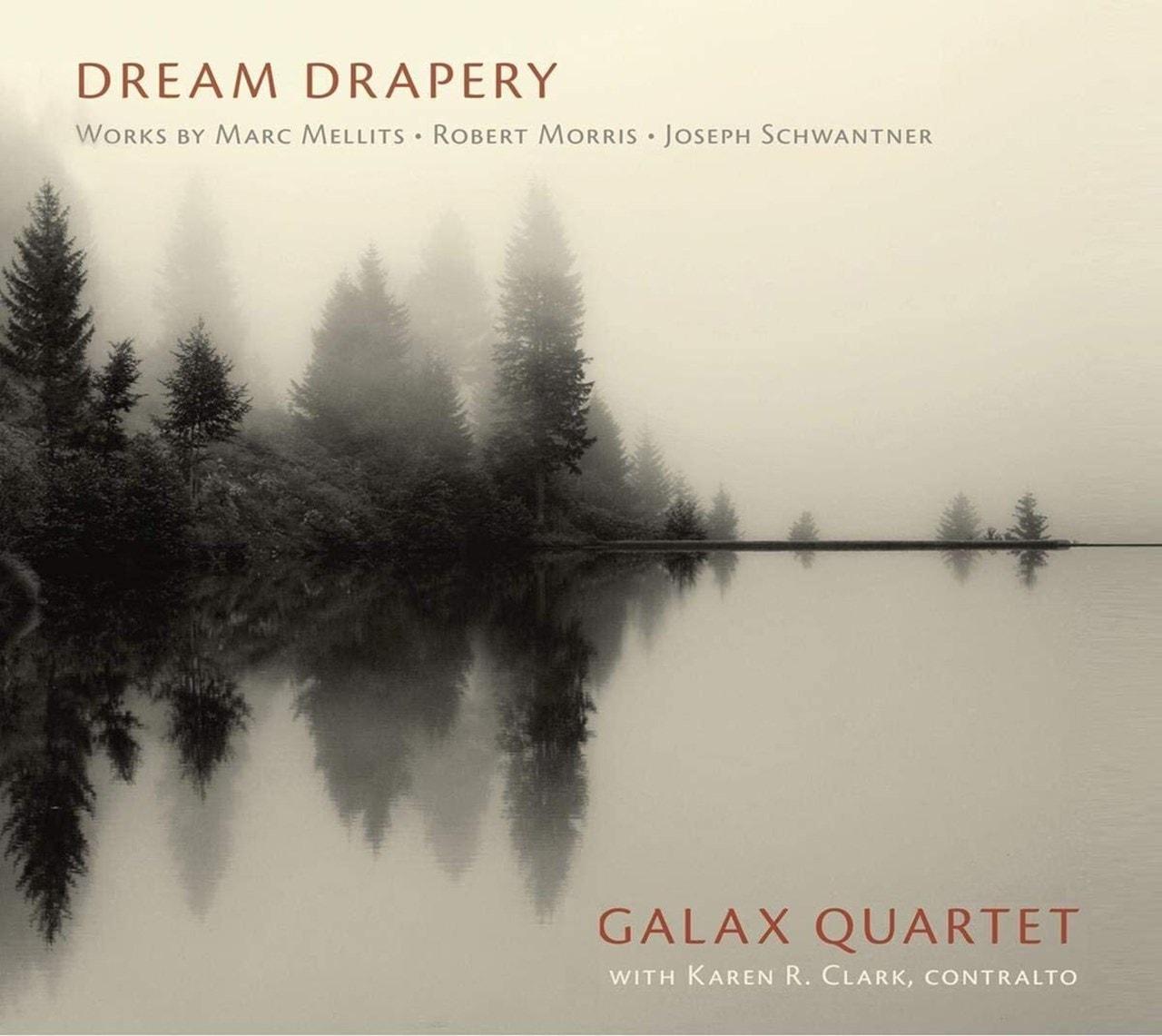 Galax Quartet: Dream Drapery - 1