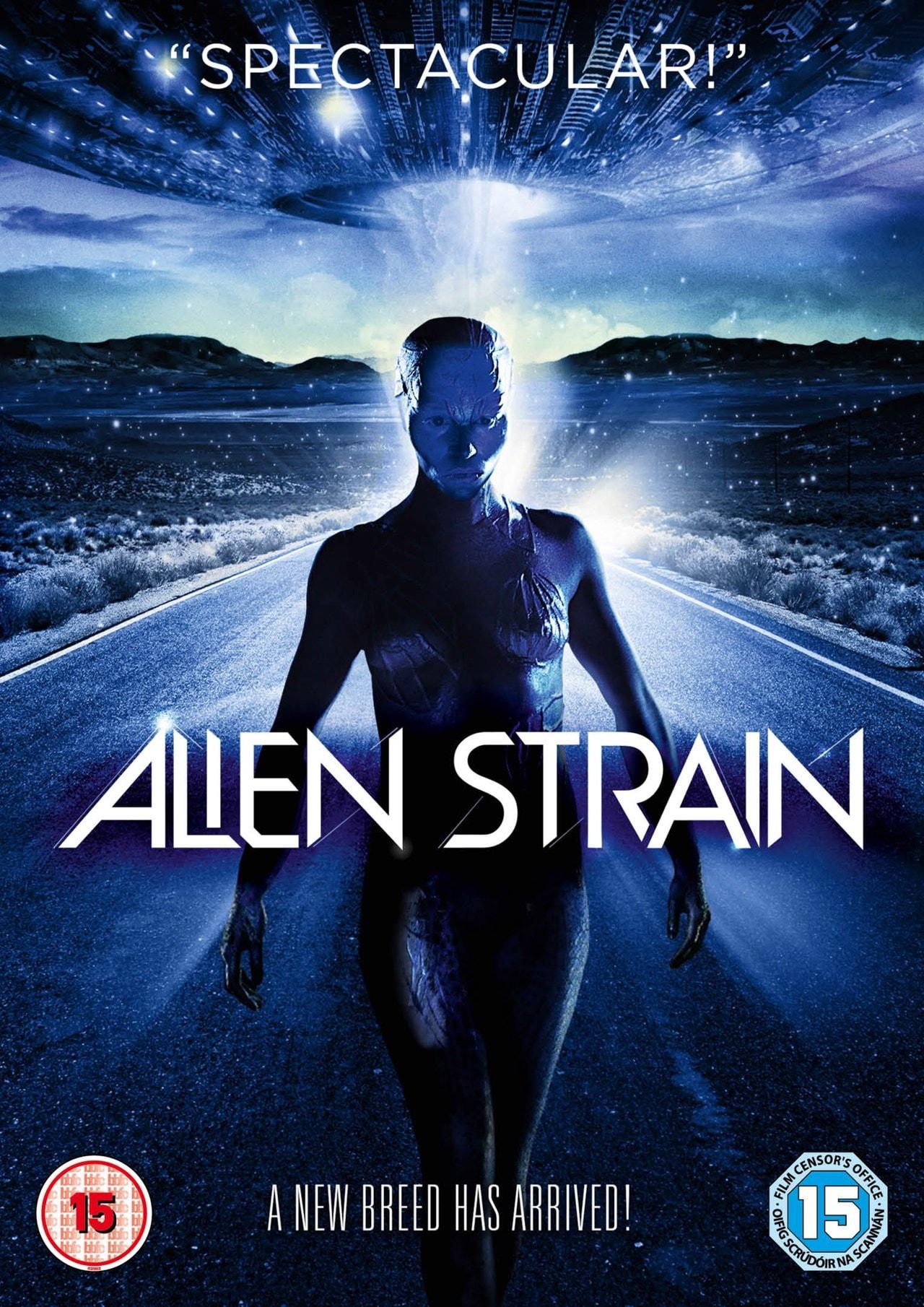 Alien Strain - 1