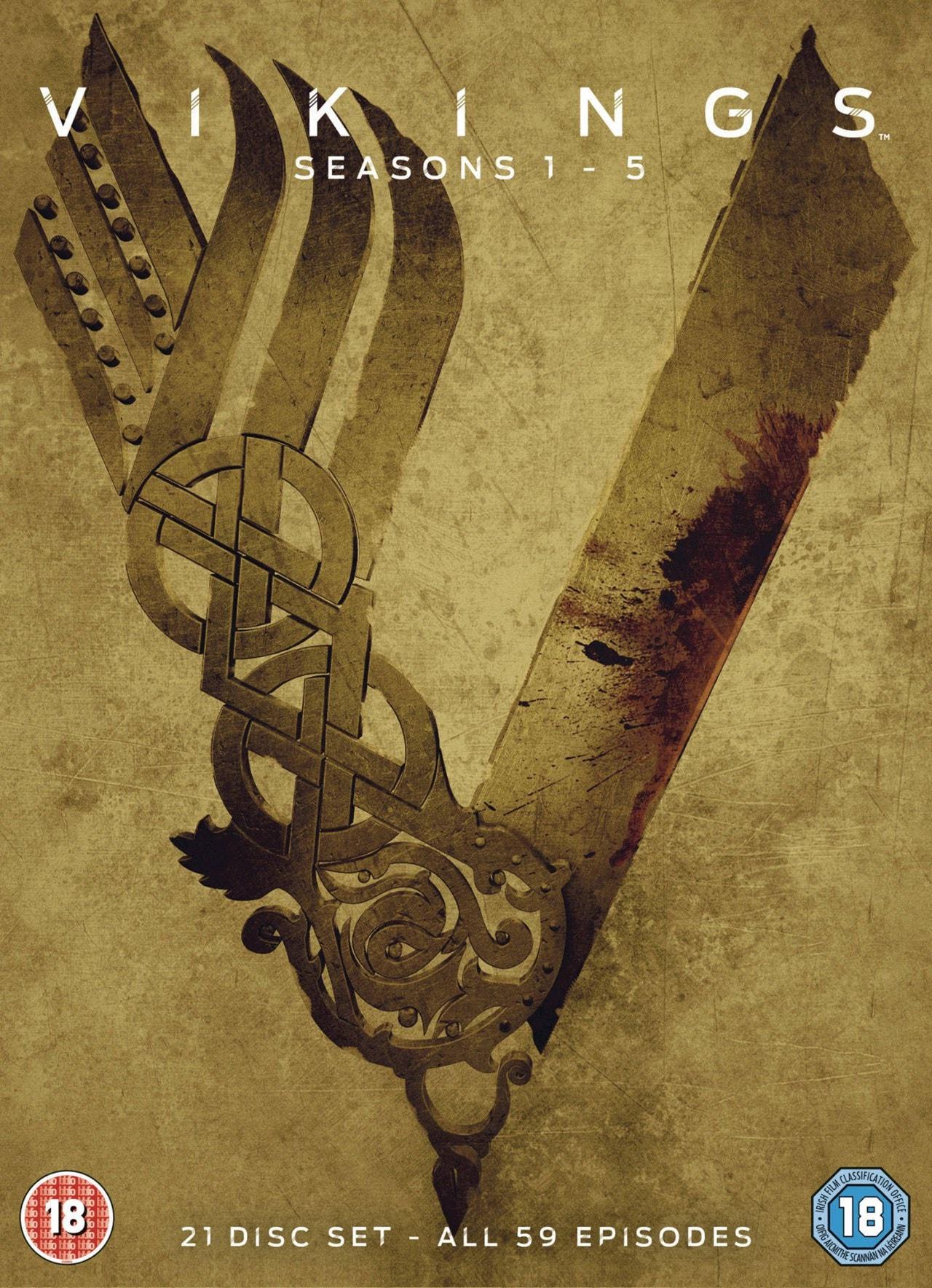 Vikings: The Complete Seasons 1-5 - 1