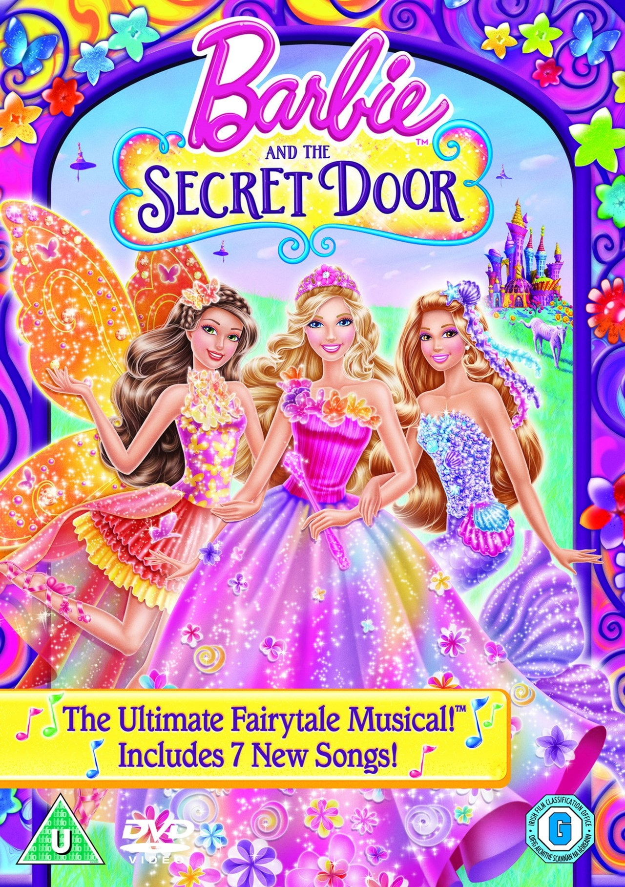 Barbie and the Secret Door - 1