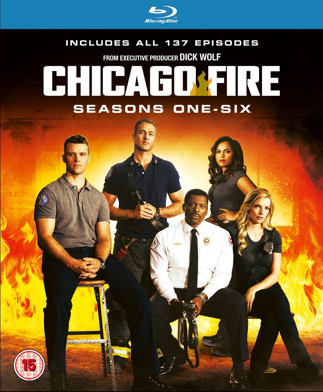 Chicago Fire: Seasons 1-6 - 1