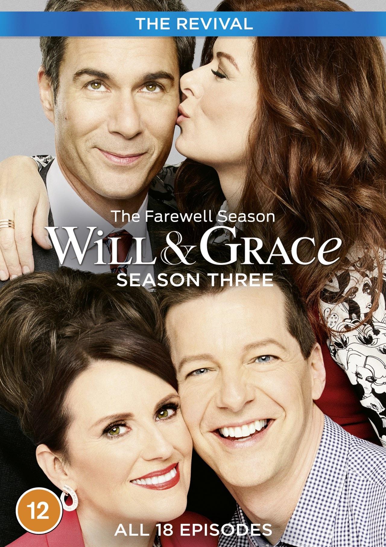 Will and Grace - The Revival: Season Three - The Farewell Season - 3