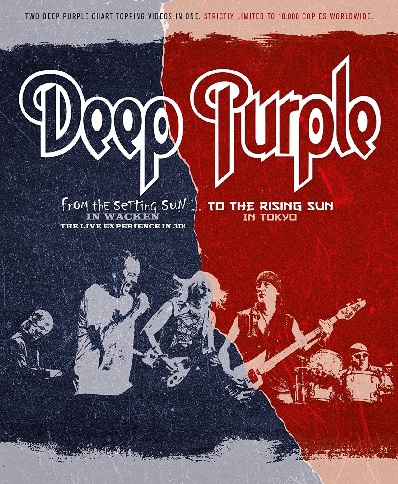 Deep Purple: From the Setting Sun in Wacken... To the Rising... - 1
