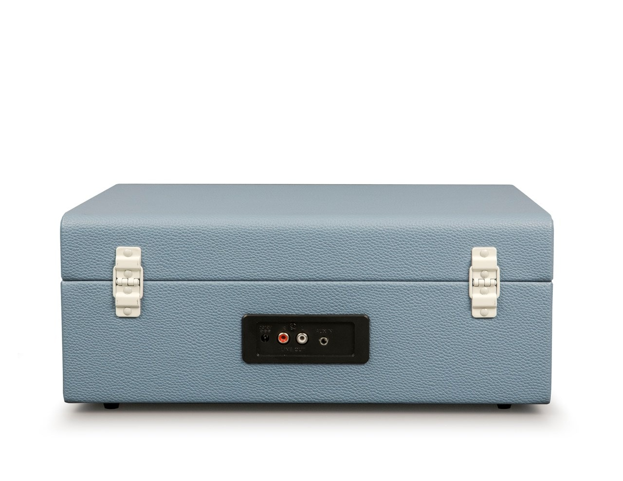 Crosley Voyager Washed Blue Turntable - 5
