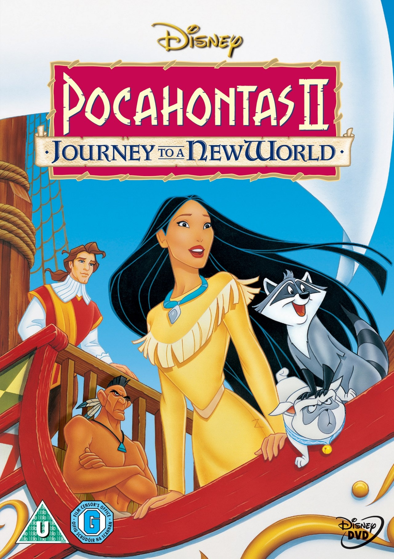 Pocahontas II - Journey to a New World - 1