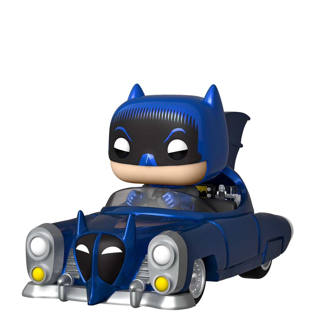 1950s Batmobile (277) Batman DC (hmv Exclusive) Pop Rides - 1