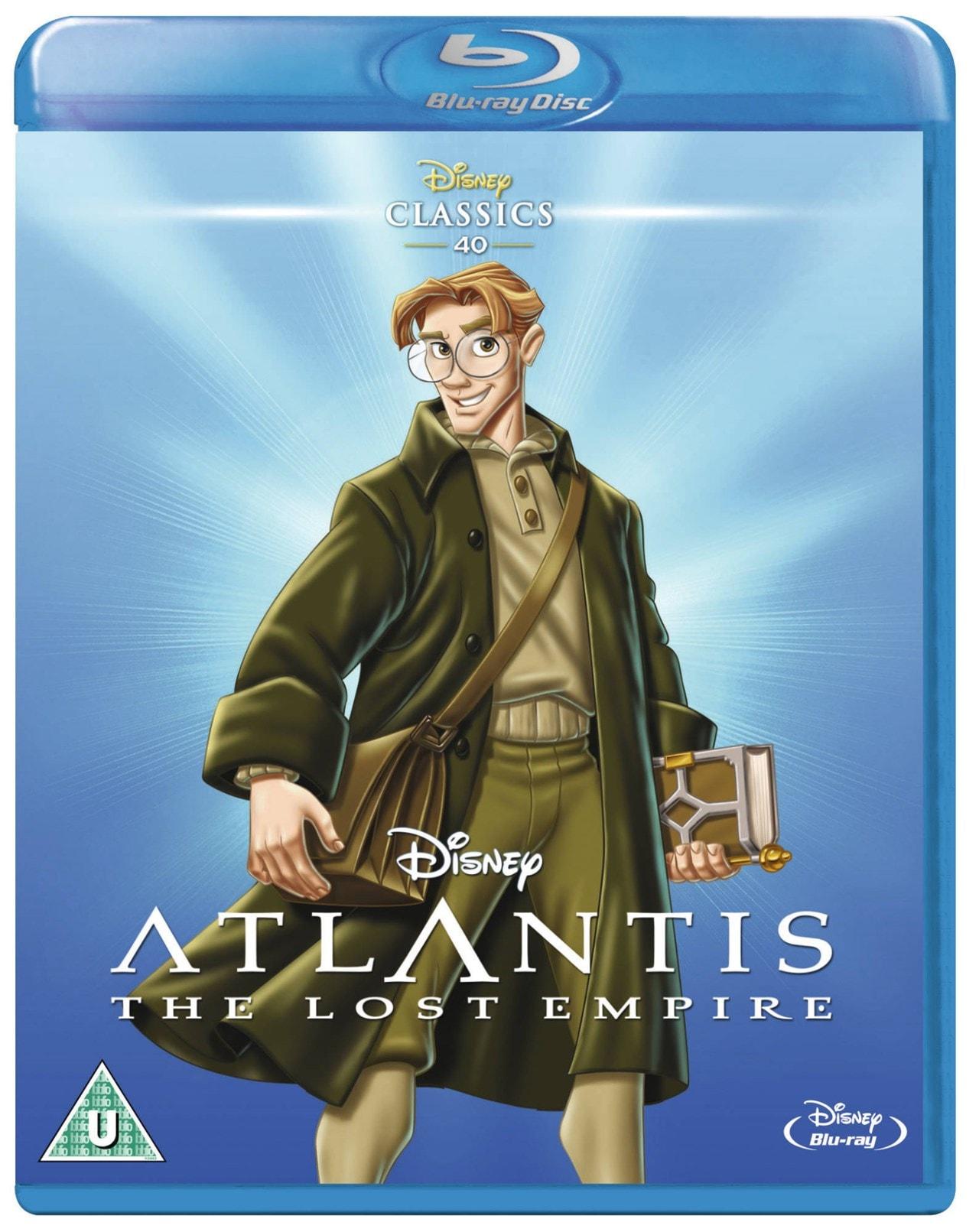 Atlantis - The Lost Empire - 3