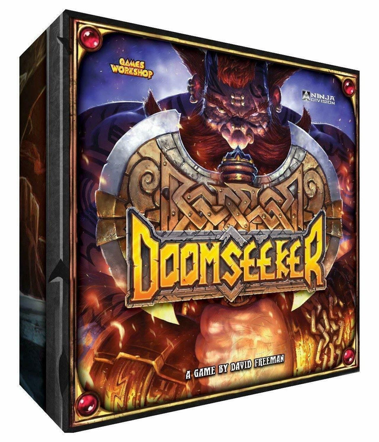 Doomseeker: Warhammer Board Game - 1