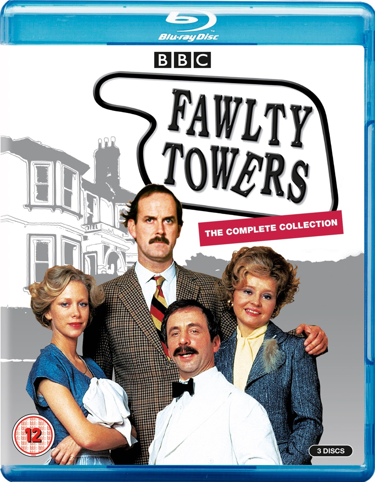 Fawlty Towers: The Complete Collection - 1