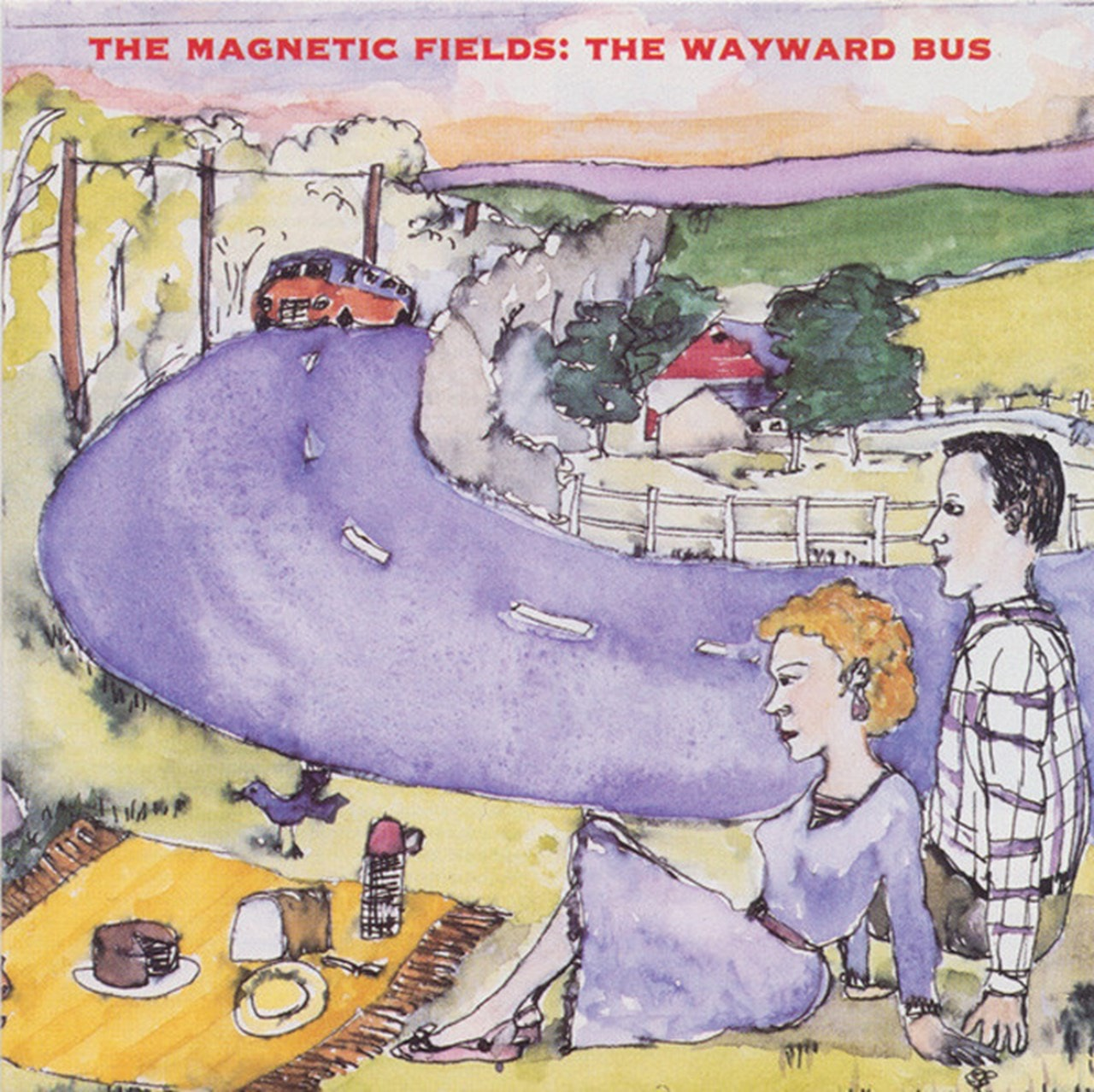 The Wayward Bus/Distant Plastic Trees - 1