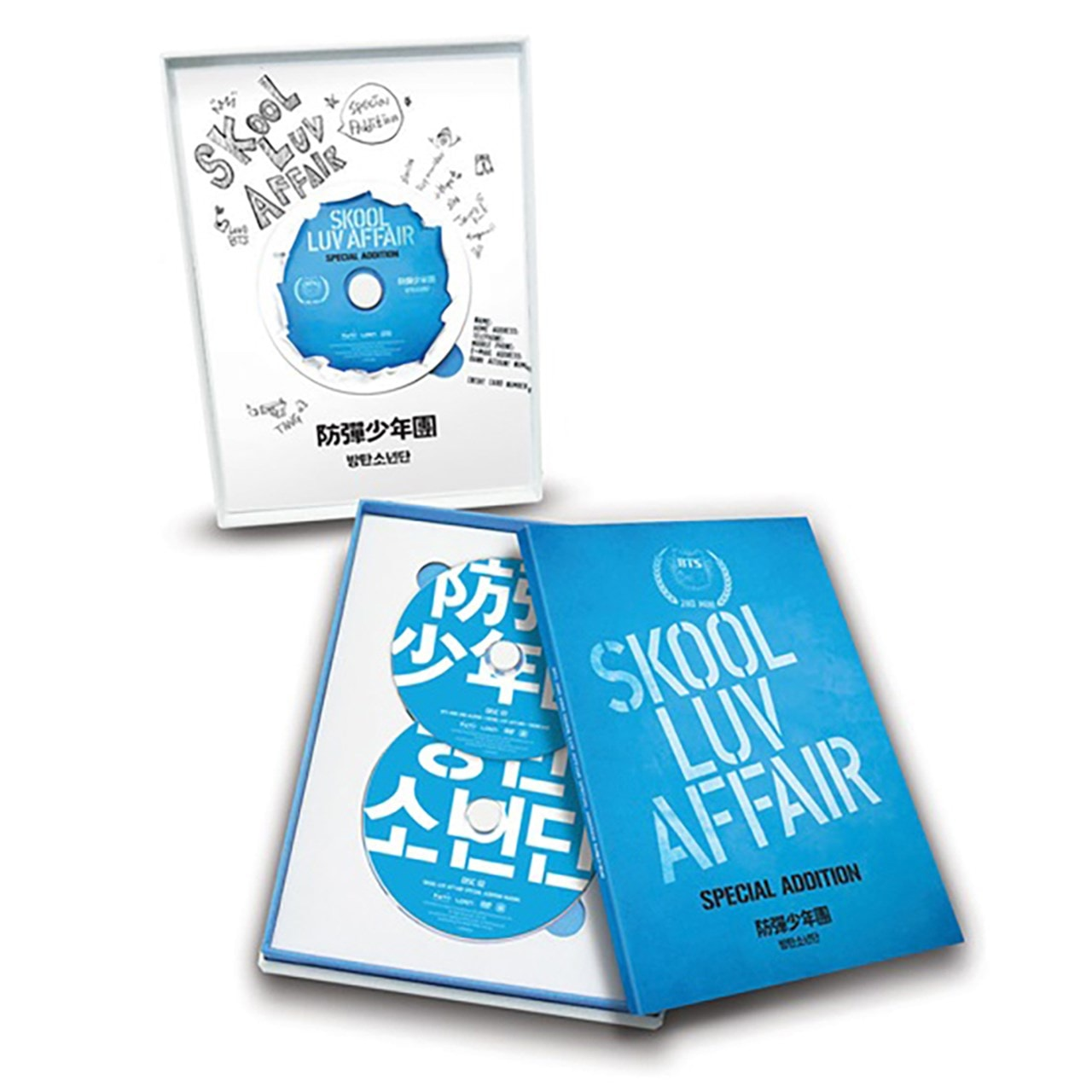 Skool Luv Affair - Special Addition - 4