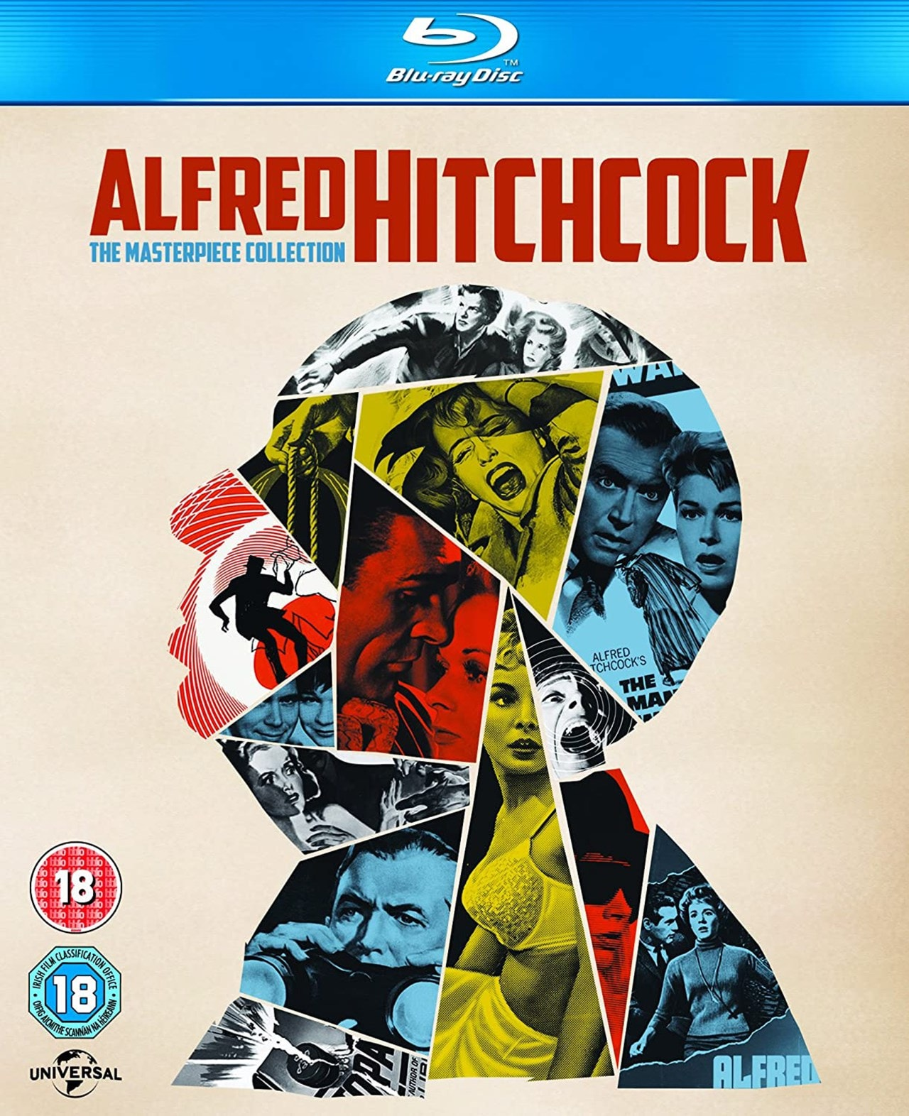 Alfred Hitchcock: The Masterpiece Collection - 1