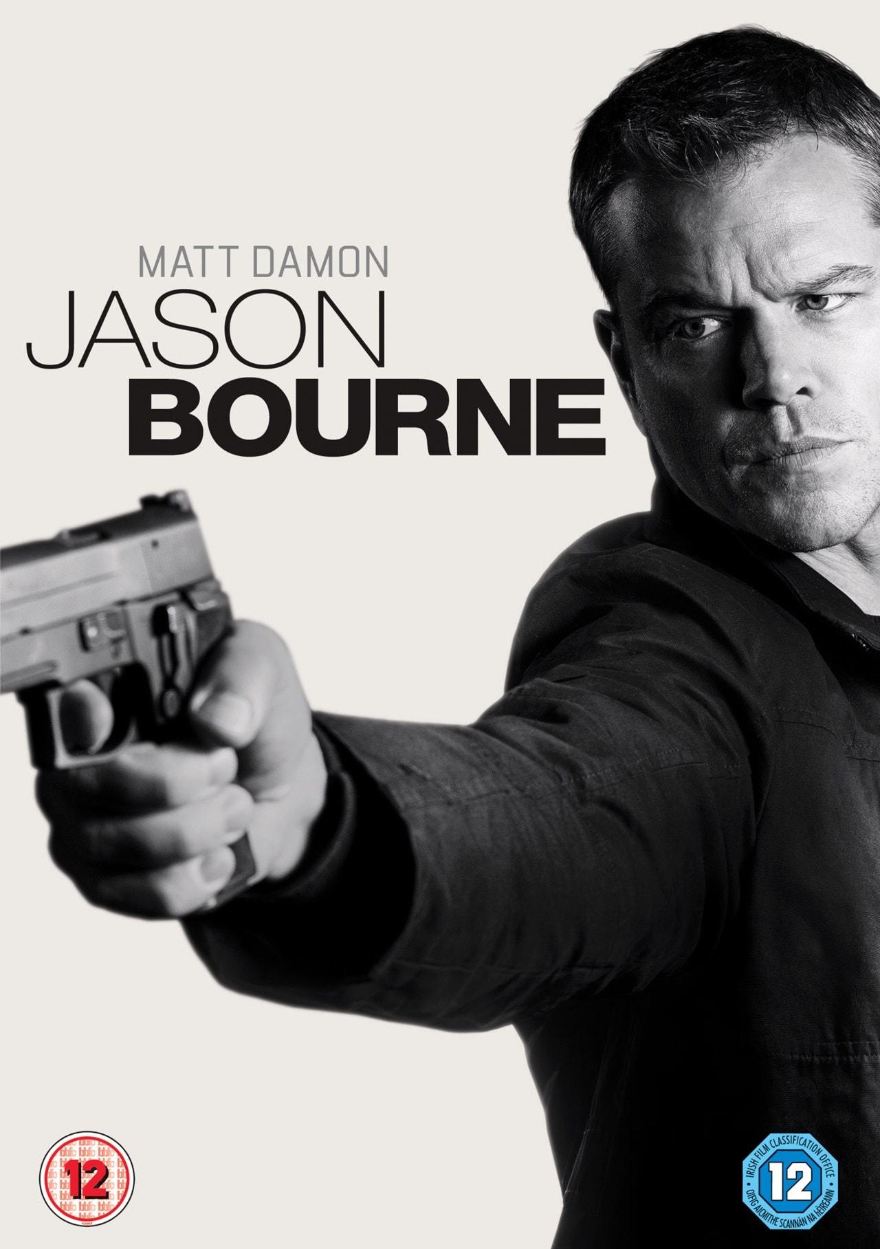 Jason Bourne - 1