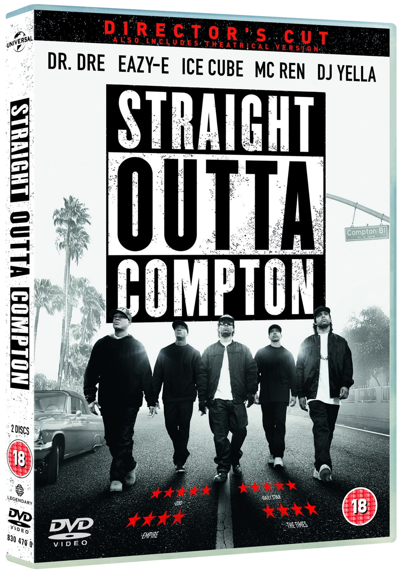 Straight Outta Compton - Director's Cut - 2