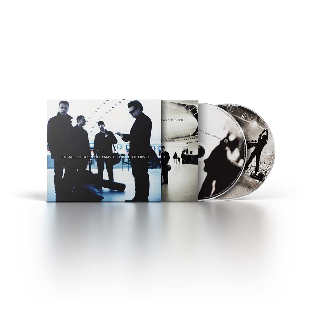 All That You Can't Leave Behind - 20th Anniversary - Deluxe Edition CD Set - 1