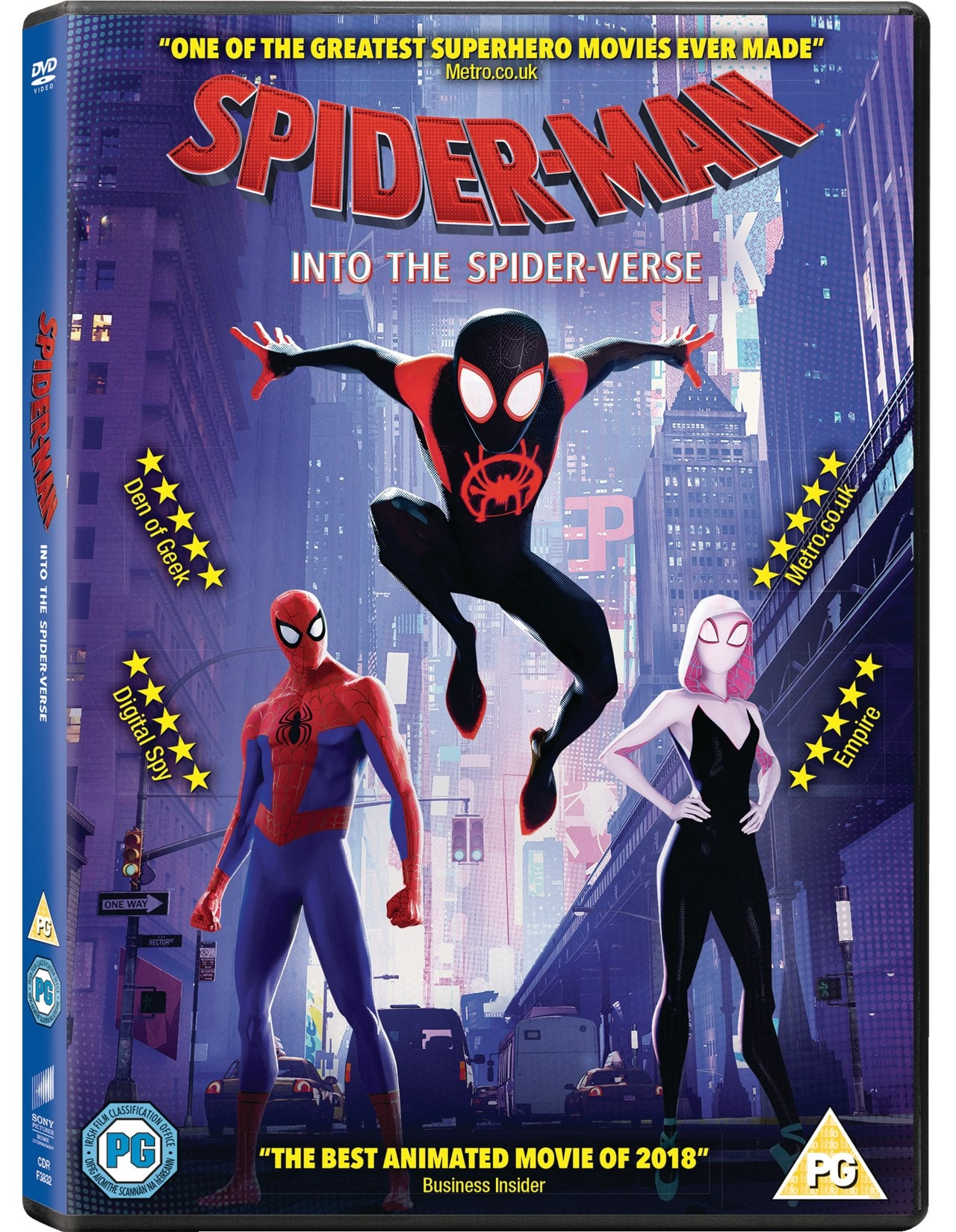 Spider-Man: Into the Spider-verse - 2