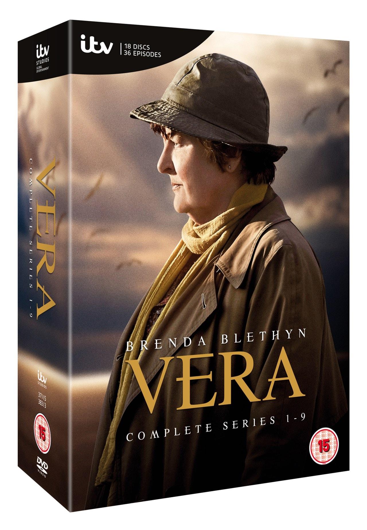 Vera: Series 1-9 - 2