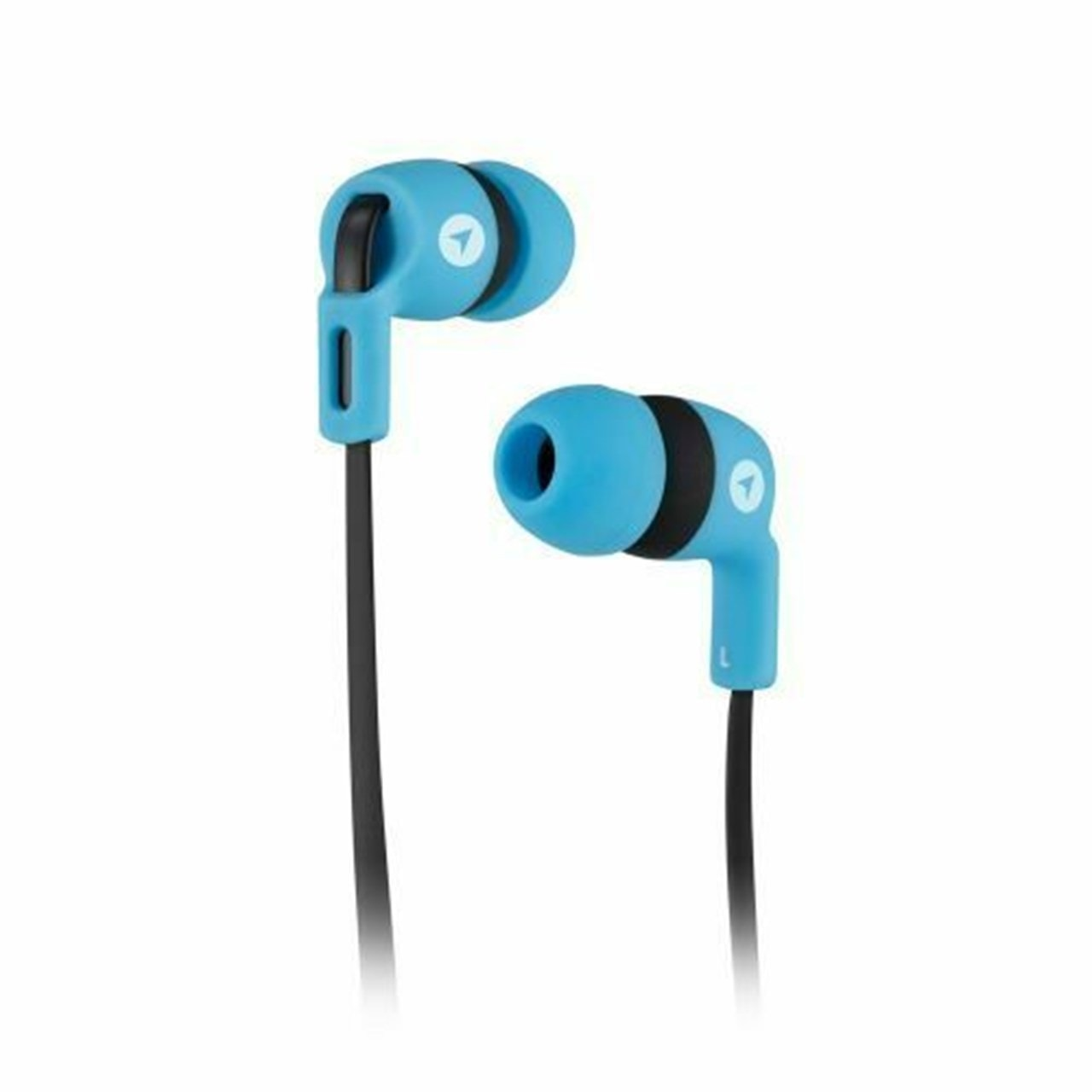 Journey Blue Bluetooth Earphones - 3