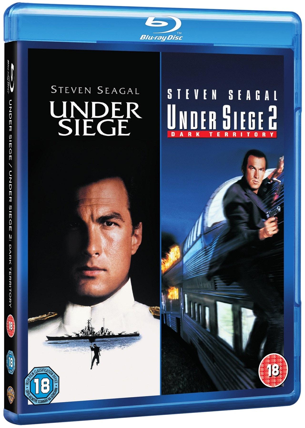 Under Siege/Under Siege 2 - Dark Territory - 2