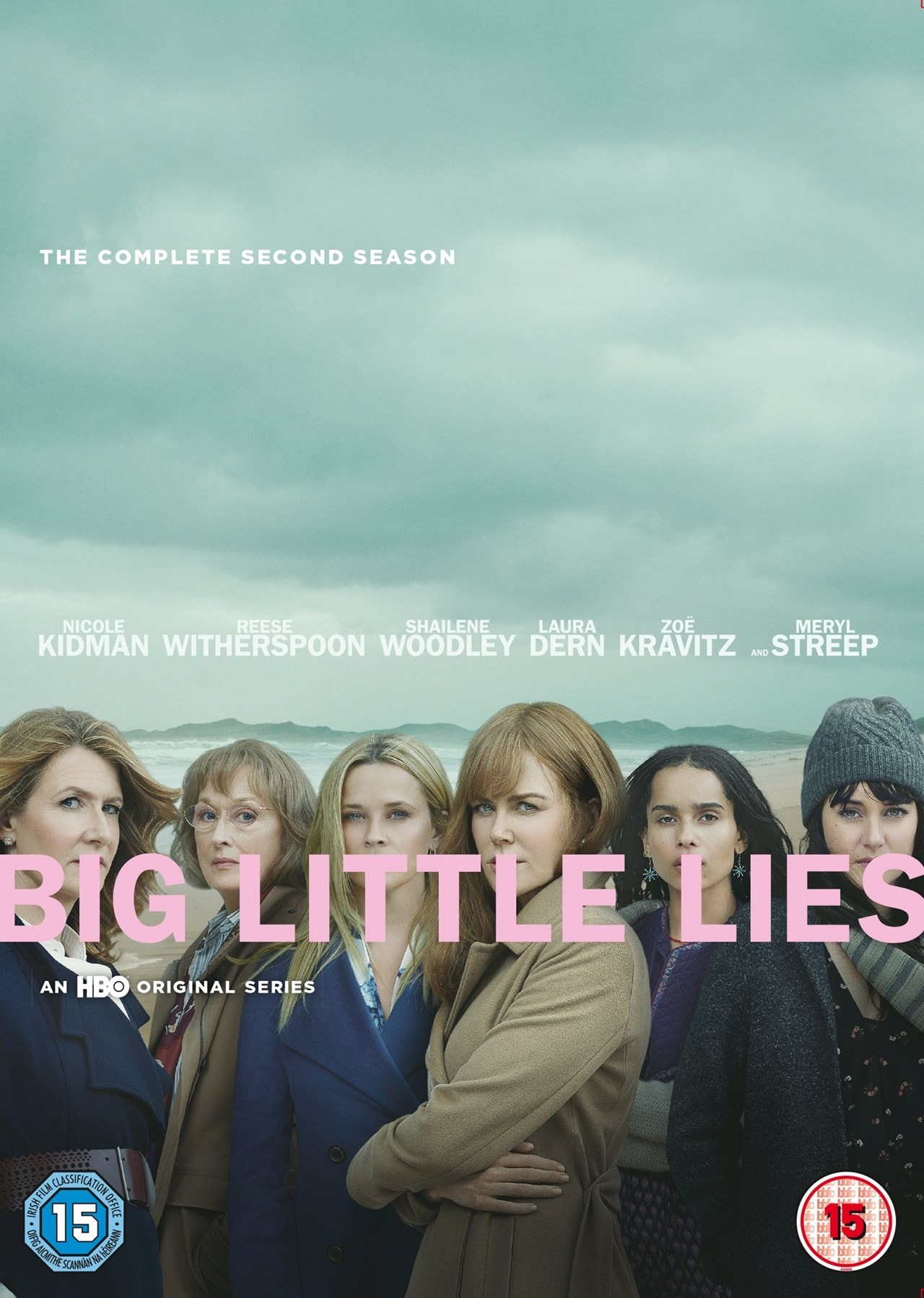Big Little Lies: The Complete Second Season - 1