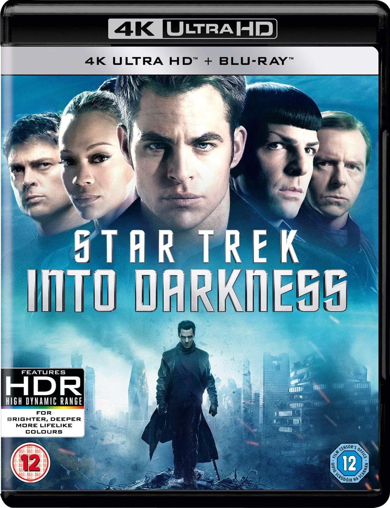 Star Trek Into Darkness - 1
