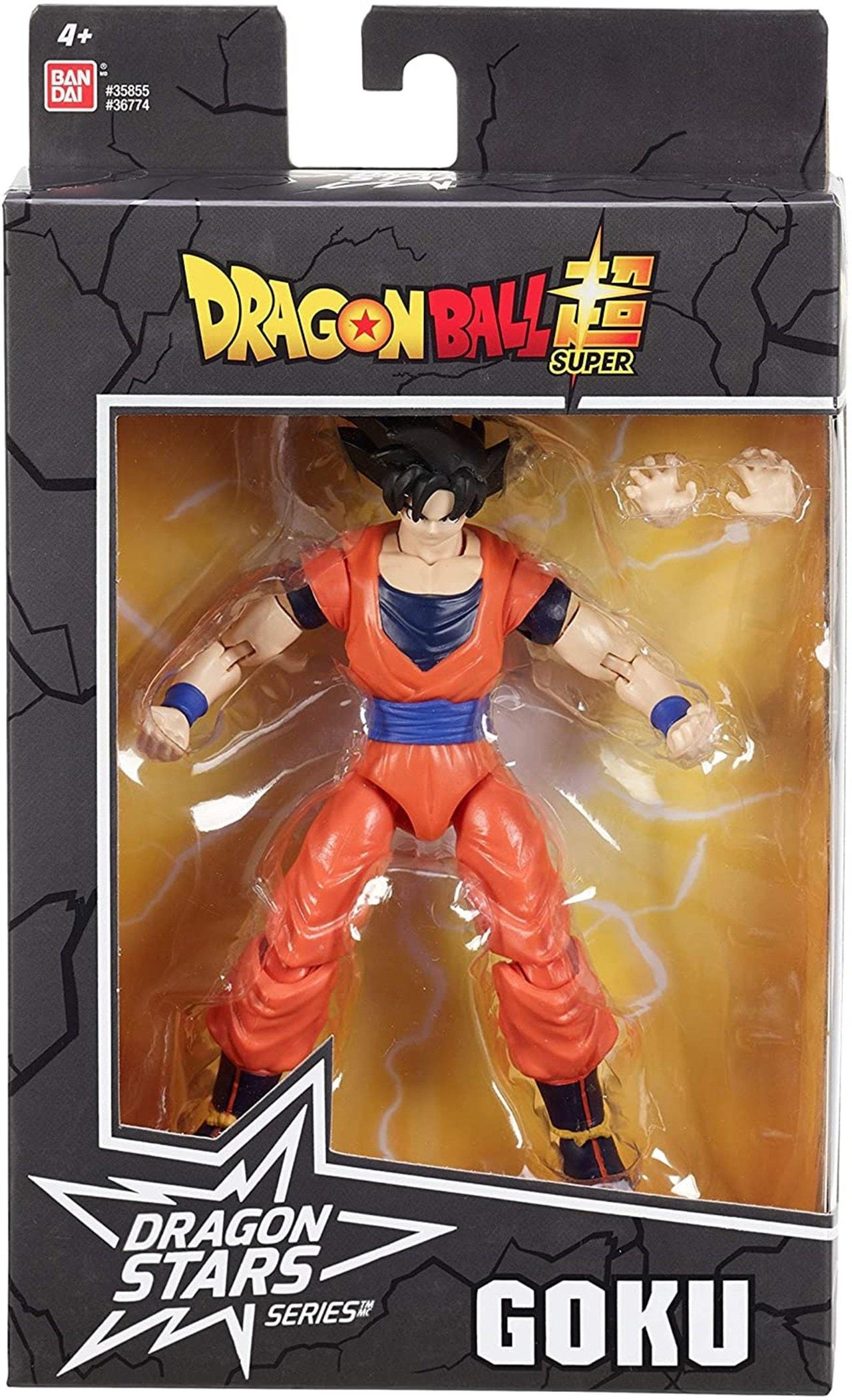 Goku Version 2: Dragon Ball Stars Action Figure - 5