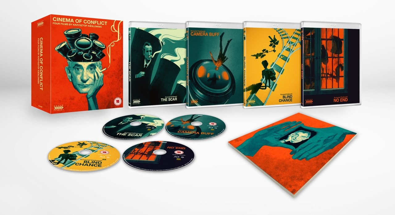 Cinema of Conflict - Four Films By Krzystof Kieslowski - 3
