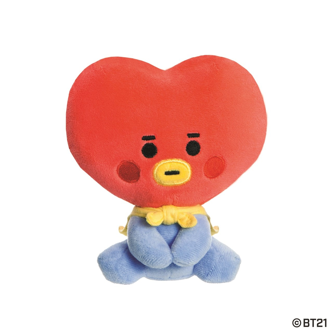Tata Baby: BT21 Small Soft Toy - 1