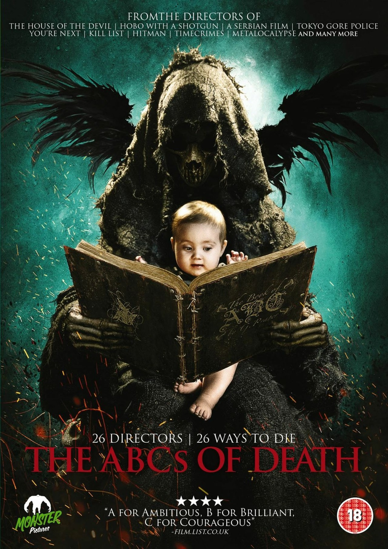 The ABCs of Death - 1