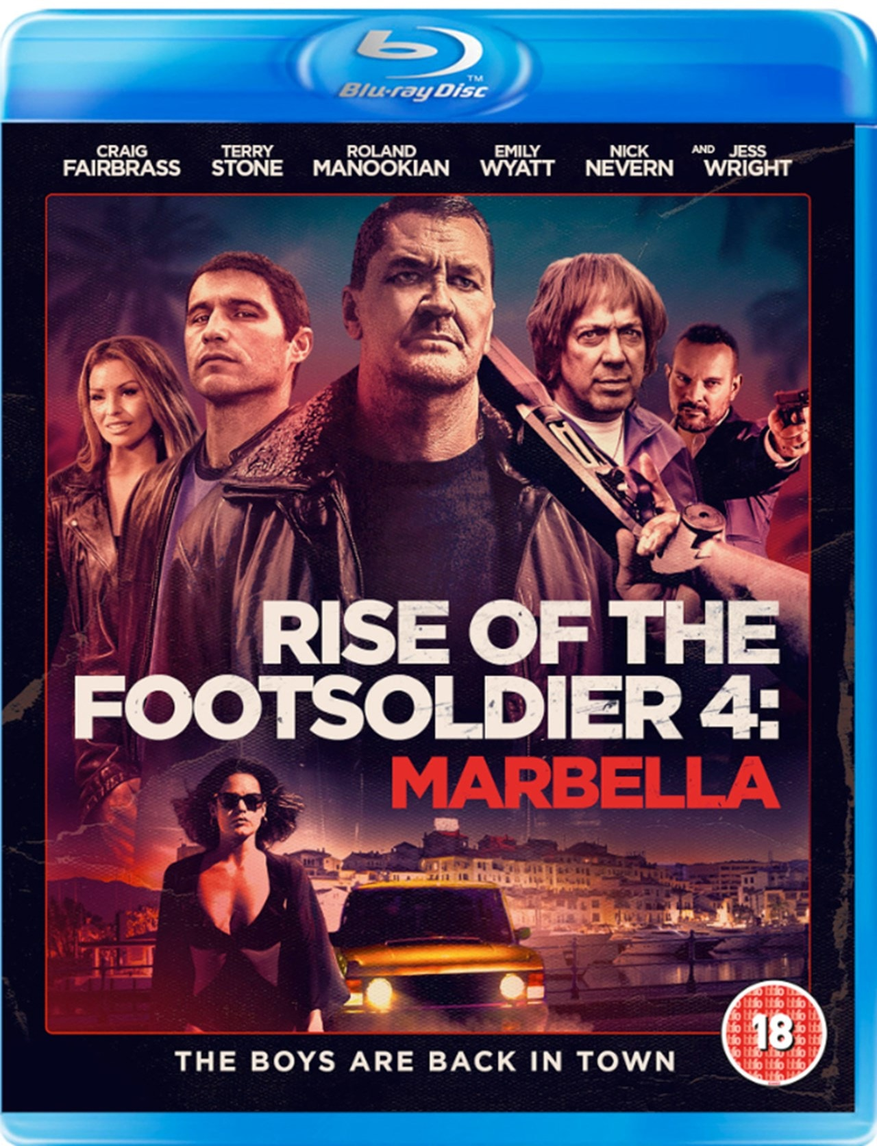 Rise of the Footsoldier 4 - Marbella - 1