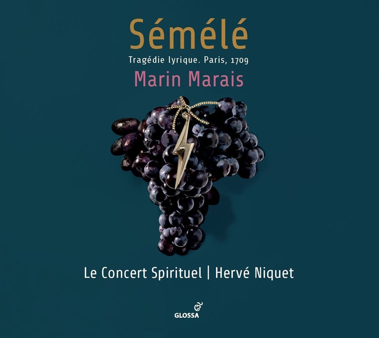 Marin Marais: Semele - 1