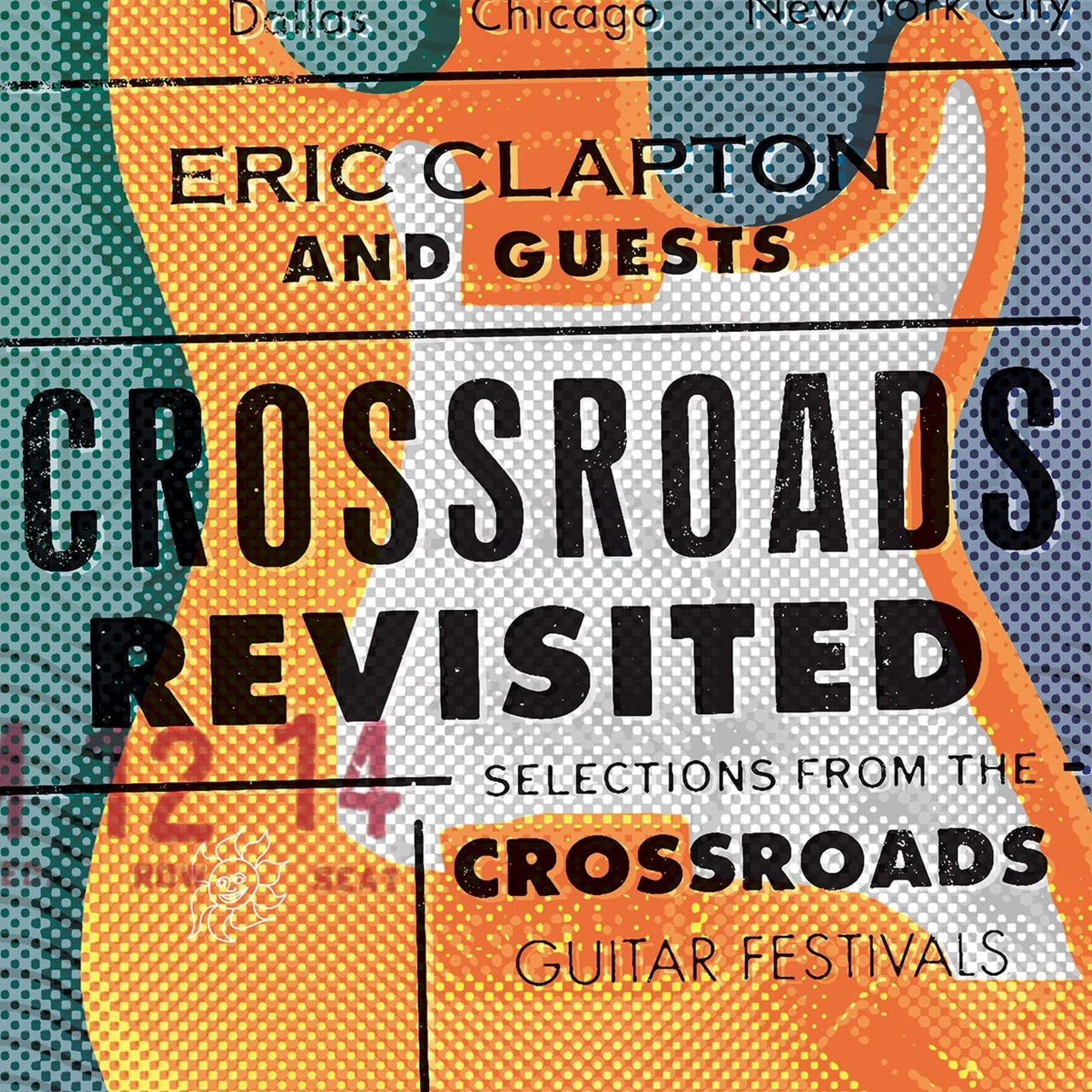 Crossroads Revisited: Selections from the Crossroads Guitar Festivals - 1